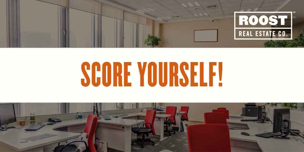 Career Score Yourself