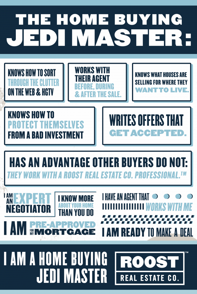 The Home Buying Jedi Master Manifesto