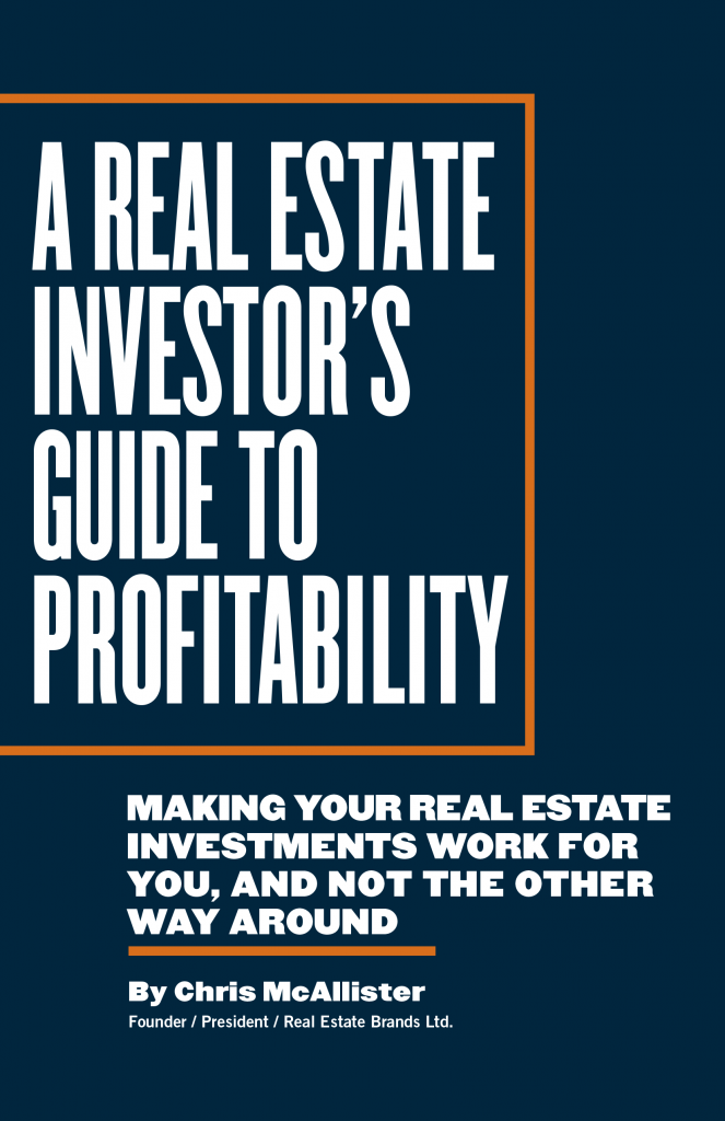 Chris McAllister ROOST Real Estate Co. A Real Estate Investor's Guide to Profitability